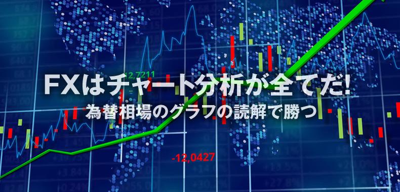 FXのチャート分析から勝つ方法
